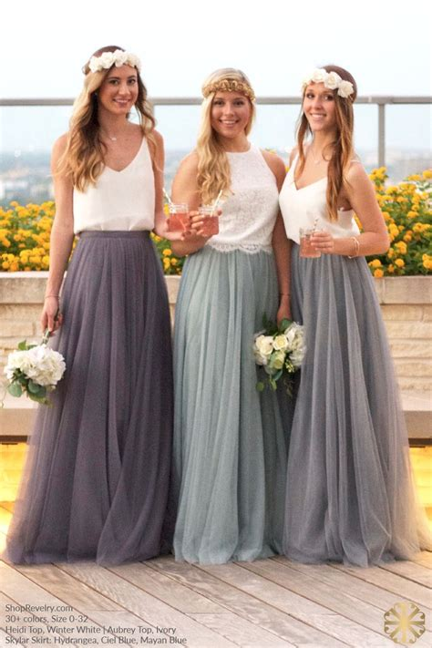 dressy blouses for wedding 25 best ideas about tulle skirt bridesmaid on