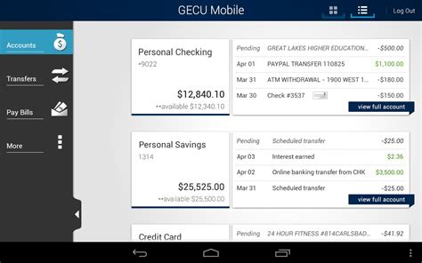 gecu phone number gecu mobile android apps on play