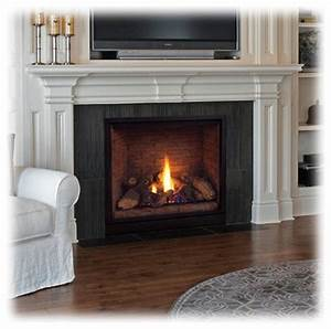 Formal Family Room Fireplace - Traditional - Living Room ...