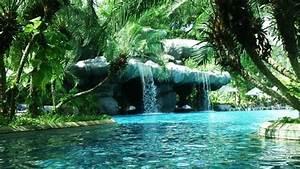 Piscine Avec Cascade : piscine principale cascade photo de duangjitt resort ~ Premium-room.com Idées de Décoration