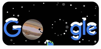 Conjunction Winter Northern Hemisphere Celebrating Google Doodles