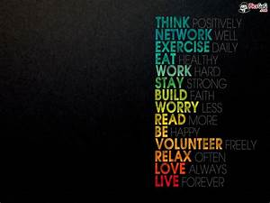 Life Quotes Wallpaper - Free Large Images