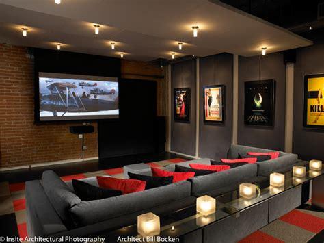 modern home theater design ideas  roundpulse