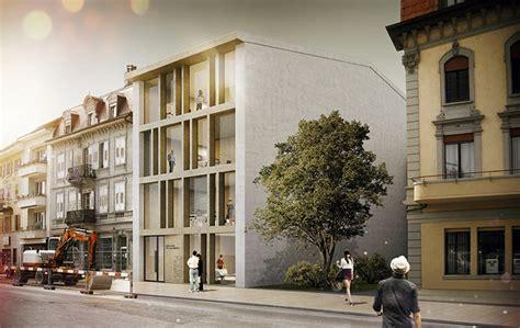 architectes rue de la gare 45 bureau d architecture lausanne architecte