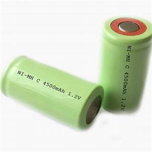Portable Rechargeable Torch Light 1 2v Nimh Rechargeable Batteries D 10000mah Nbcell Com