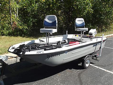 Used Sun Dolphin Jon Boat For Sale by Dolphin Boats For Sale