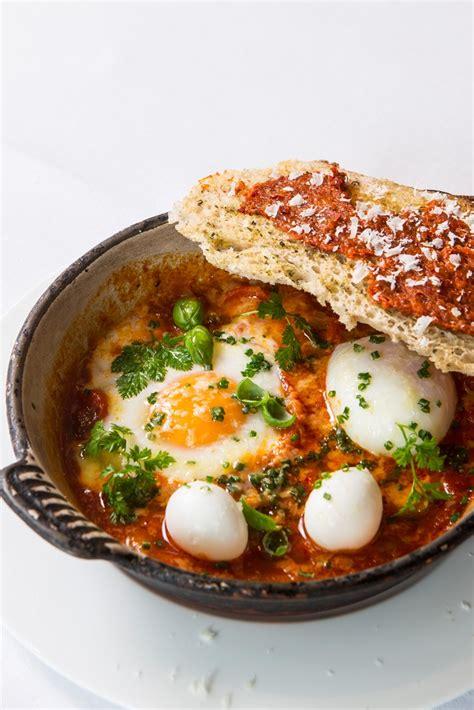 eggs  purgatory recipe great british chefs