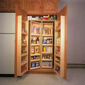 Stand alone kitchen pantry kitchen ideas for Stand alone pantry ideas