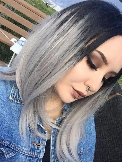 Chanel Futura - front lace fibra futura chanel ombre hair loiro platinado