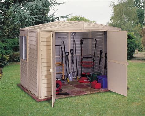 duramax storage shed duramax 00114 00184 8 x5 25 stronglasting duramate