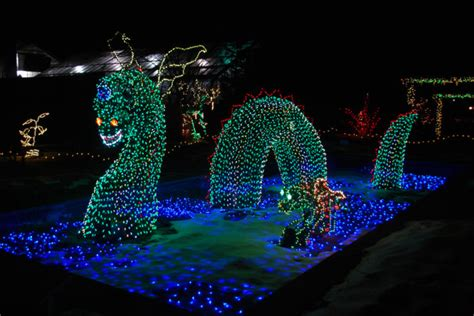 14 best light displays near washington dc 2016