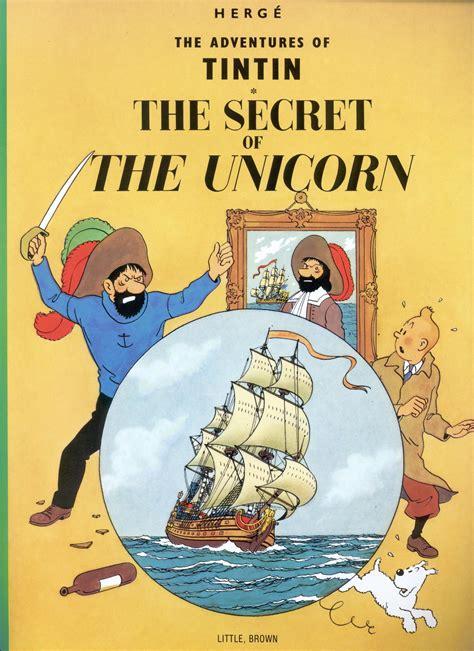 Classics  Tintin The Secret Of The Unicorn  Good Comic