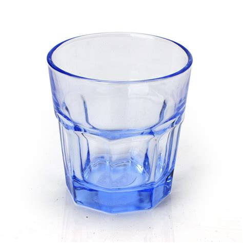 China Glass Water Cup Solid Glass Cup Colored Glass Cup - China Glass Coffee Cup, Glass Tea Cup
