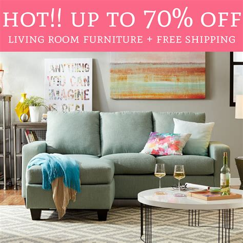 Whoa Up To 70 Off Living Room Furniture Free Shipping