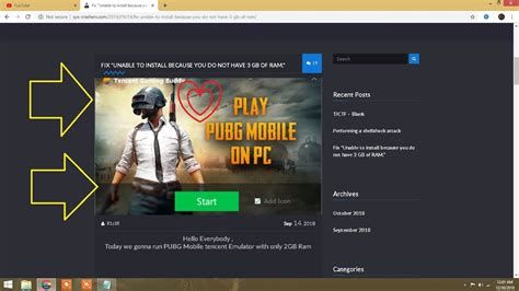 It will download a tencent client application; Download Tencent Gaming Buddy In 2GB Ram By Techno Boot - YouTube