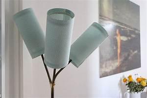 Lampe Mit Mehreren Lampenschirmen : lampenschirme selber machen wie bezieht man einen alten lampenschirm ~ Markanthonyermac.com Haus und Dekorationen