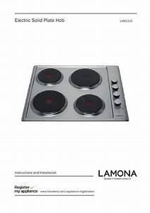Lamona Electric Hob - Lam1215