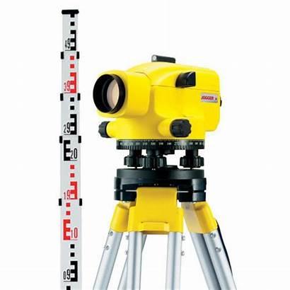 Level Staff Tripod Leica Dumpy Automatic Optical