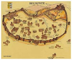 Turismo en Belmonte Cuenca Callejero de Belmonte