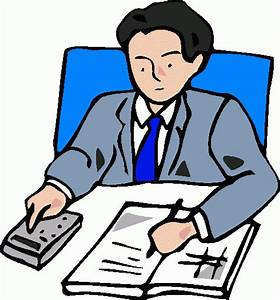 Accountants at Work Clipart (27+)
