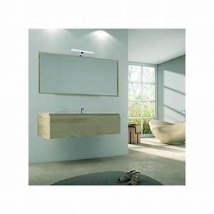 Meuble Sous Vasque Suspendu : meuble sous vasque suspendu alfa 1 tiroir robinet and co ~ Dailycaller-alerts.com Idées de Décoration