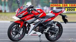 Honda Cbr 150r New Look