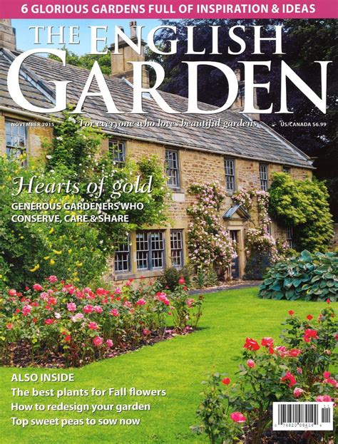 the garden subscription top 10 garden magazines horticulture and landscaping