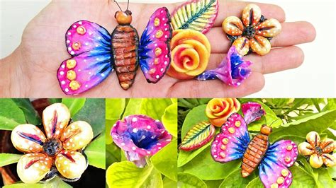 Garden Decoration With Waste by 5 Garden Decoration Ideas From Dough Decorate