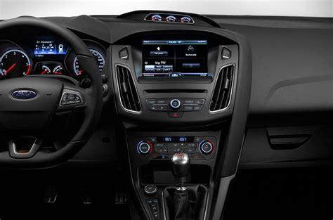 ford focus st interior autocar
