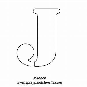 alphabet stencils for free With free stencil letters for painting