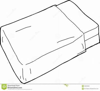 Blanket Mattress Bed Single Mattresses Coloring Drawn