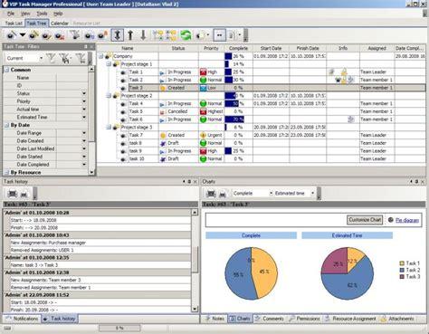 project management client server software  windows