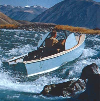 Legend Boats History by Nzedge Legends Bill Hamilton Jet Boat Inventor