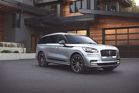 Ford Lincoln Navigator 2020 by 2020 Lincoln Aviator Review Autoevolution
