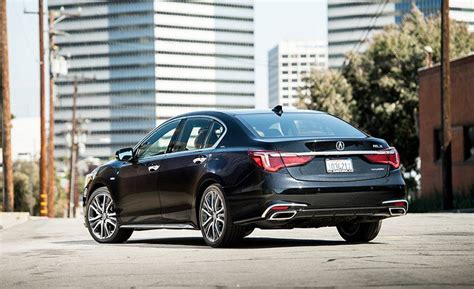 Acura Rlx Redesign 2020 by 2020 Acura Rlx Hybrid Specs Release Date Redesign Price