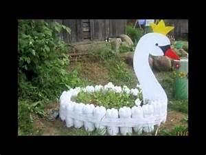 Decoracion de Jardines con Cosas Recicladas