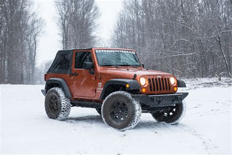 Jeep Wrangler Lift Kits Explained