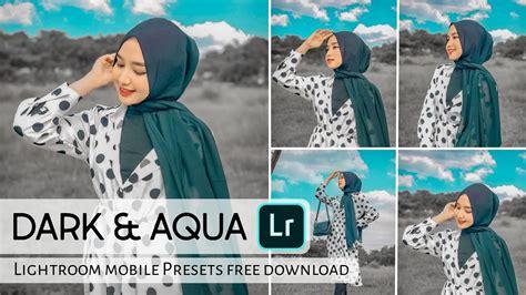 3 dark blue & silver color preset định dạng (xmp, dng,lr). Lightroom mobile preset free dng || dark and aqua preset ...
