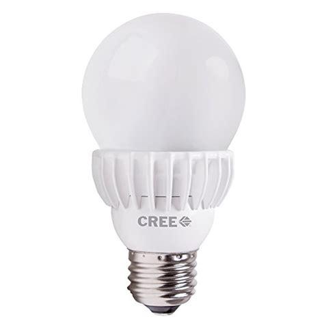cree 75w equivalent soft white 2700k a19 led light bulb