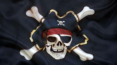 pirates flag jolly roger wallpapers hd desktop