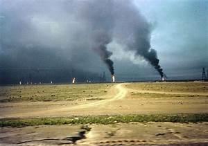 Kuwait Oil Fires  1991  2