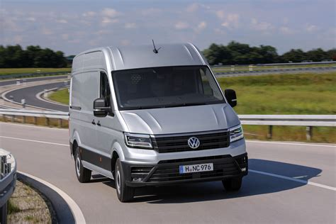 volkswagen crafter volkswagen crafter van review pictures auto express