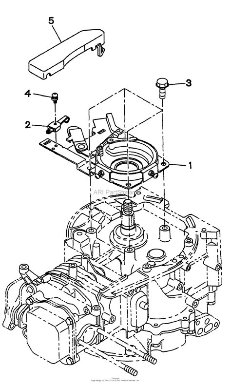 Snapper Ehv Cycle Ohv Robin Engine Parts