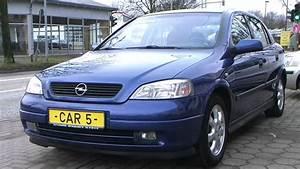 Opel Astra 1 6 Selection 2002 Blau Metallic  Autohaus