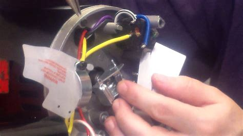 How Remove The Smith Hayward Motor Governor Youtube