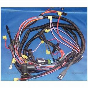 Ford 2600 3600 3900 4100 4600 Wiring Harness Diesel
