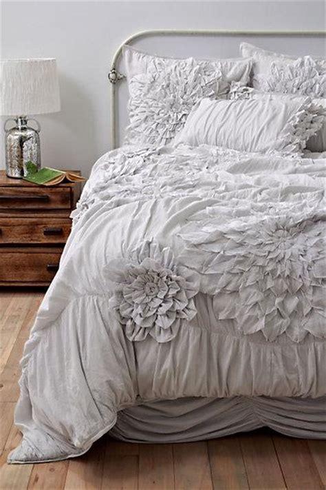 light grey shabby chic bedding georgina duvet cover light grey anthropologie com