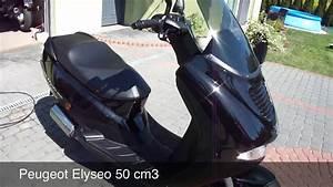 Peugeot Elyseo 50 : peugeot elyseo 50 cm3 youtube ~ Jslefanu.com Haus und Dekorationen