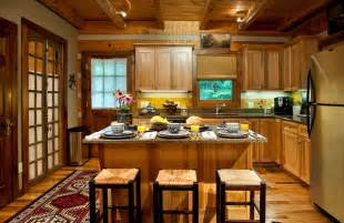 cabin kitchens ideas rustic cabin kitchen layout pictures best home decoration world class