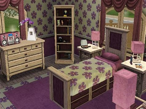 girls room sims  sims pinterest sims  video games